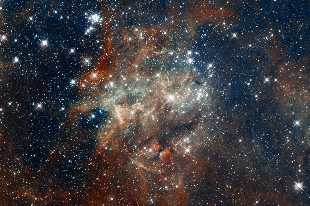 Hubble Images 30 Doradus: NGC 2060