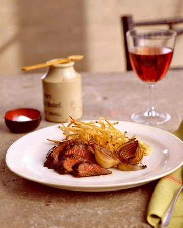 Hanger Steak Menu