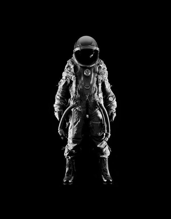 Spacesuit - Andrew G. Hobbs