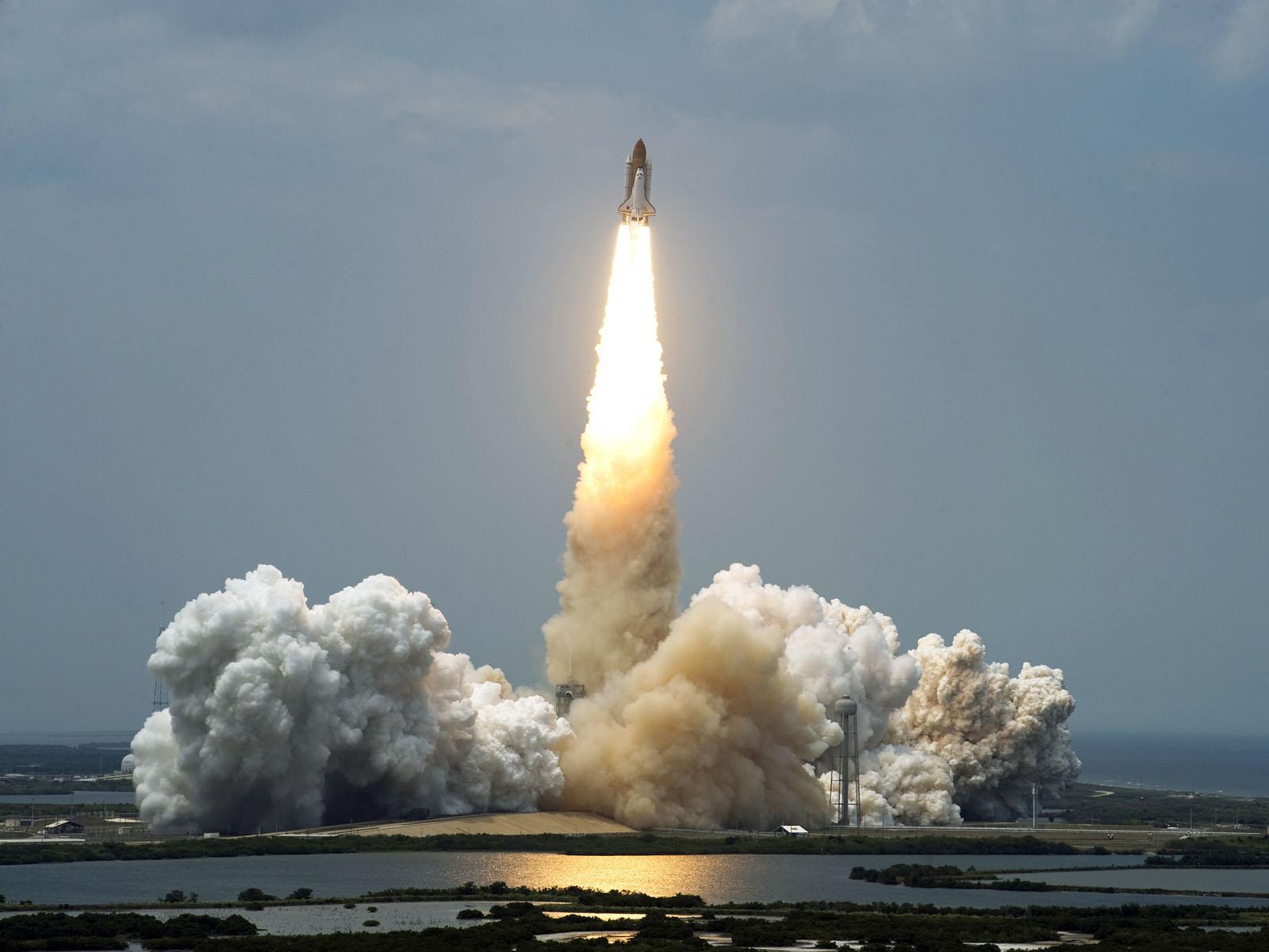 Atlantis Launch