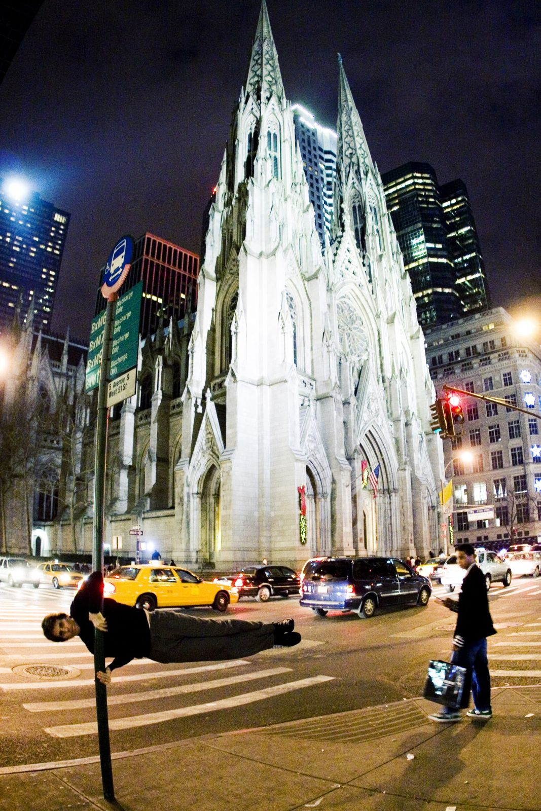 St Patricks Cathedral, NYC 2006