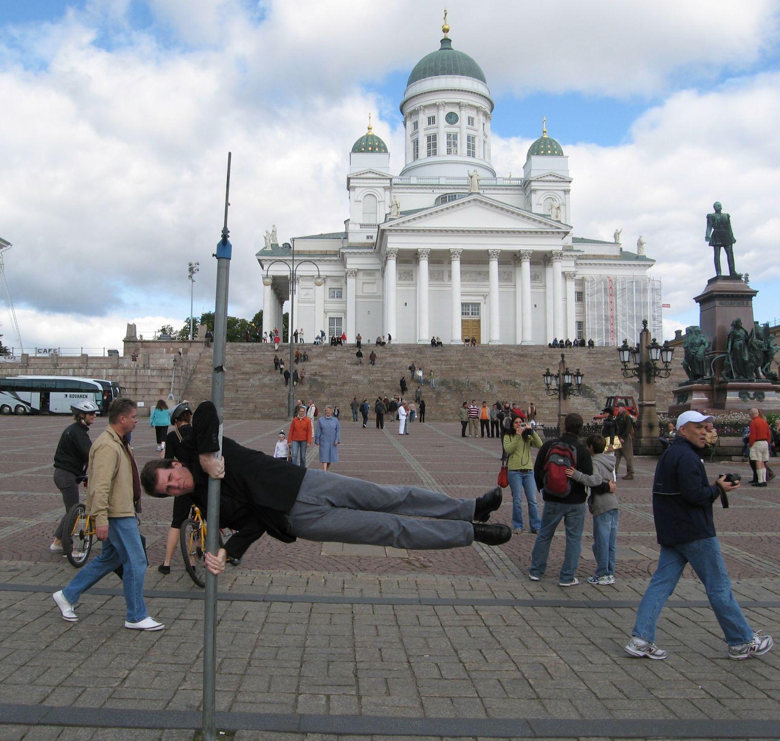 Helsinki - Senate Square