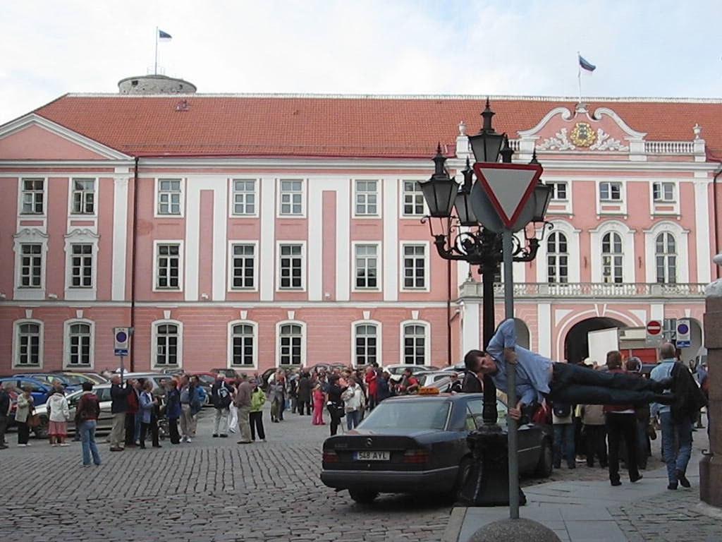 Tallin, Estonia - Pink Palace-2