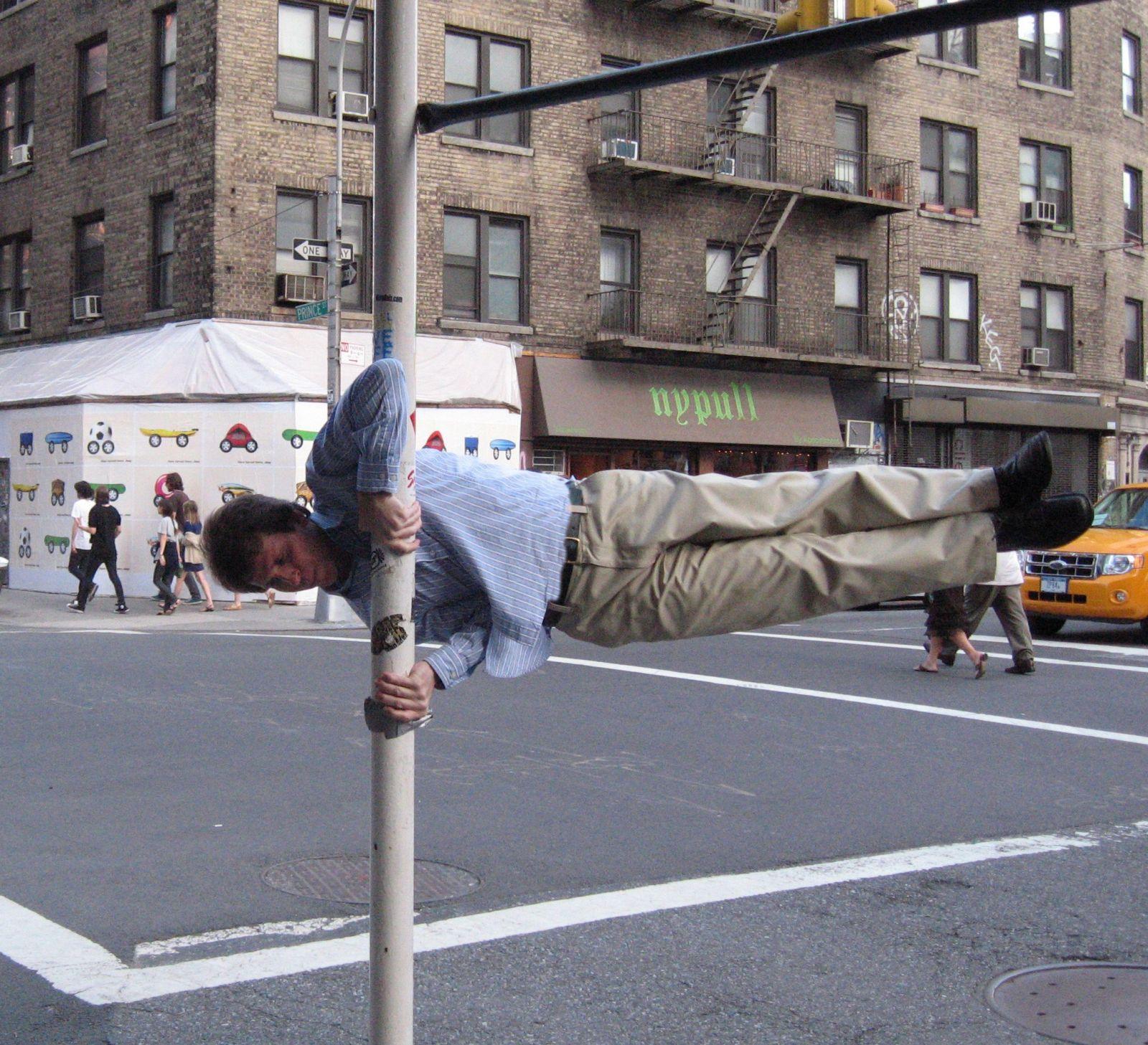 Spring Street, NYC