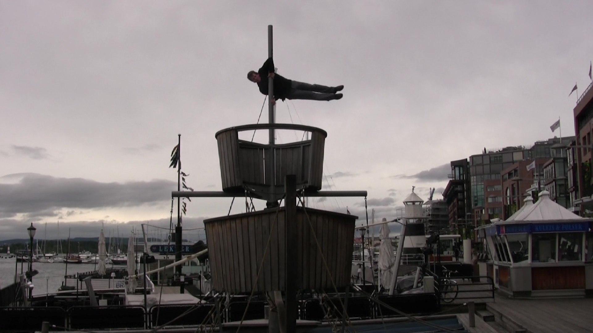 Oslo, Norway - Mast