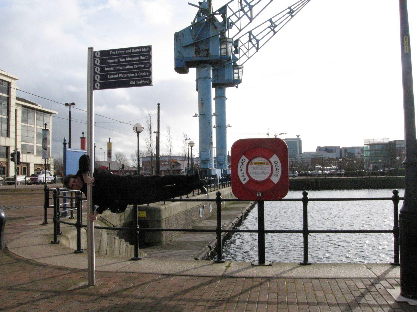 Salford Quays, UK 2006-2