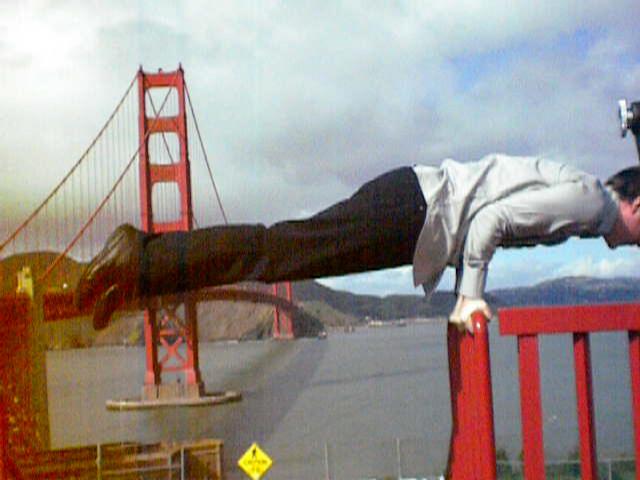 Golden Gate Bridge - Feb 10 - 4