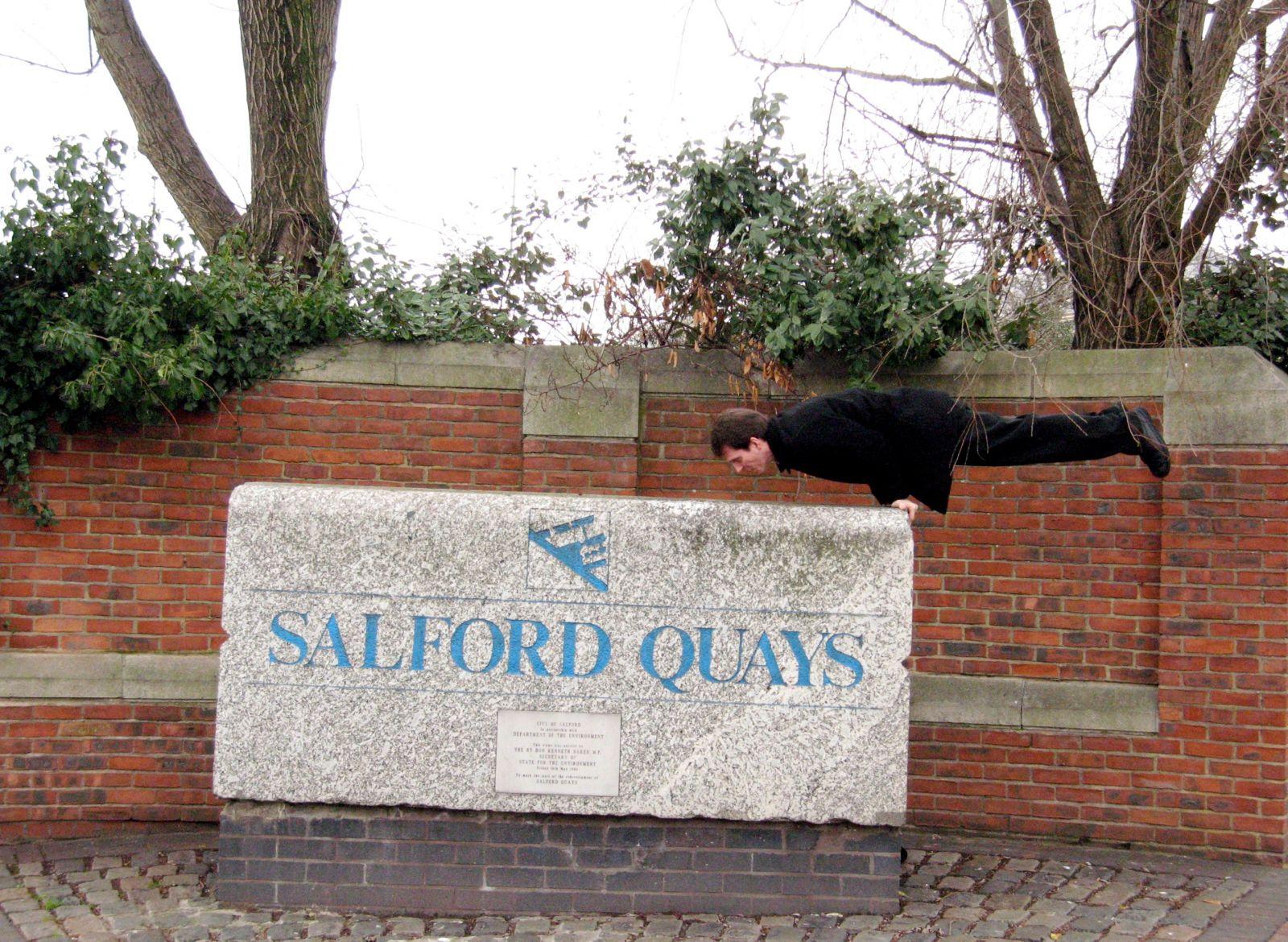 Salford Quays, UK 2006