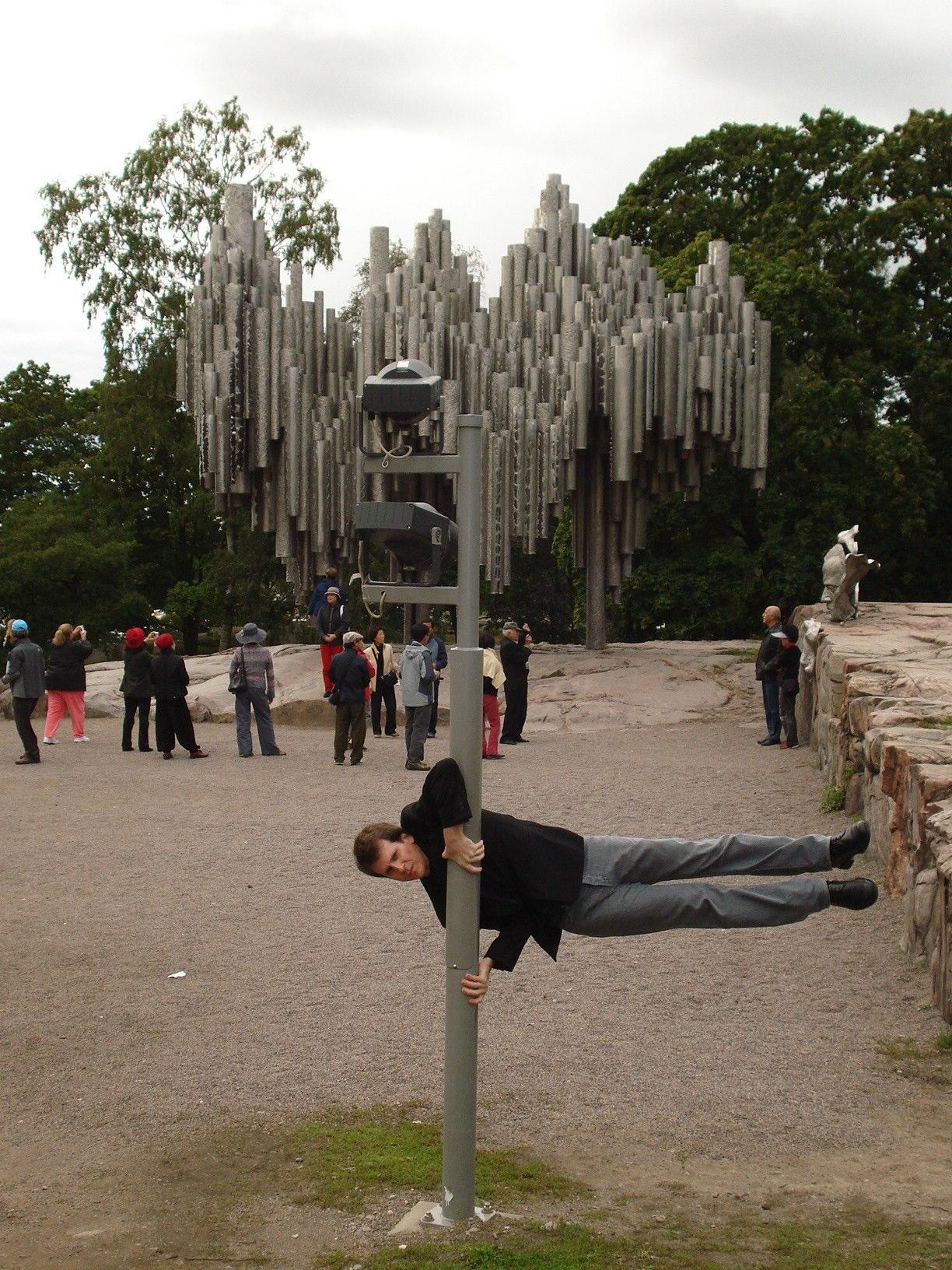 Helsinki - Sibelius Monument-2