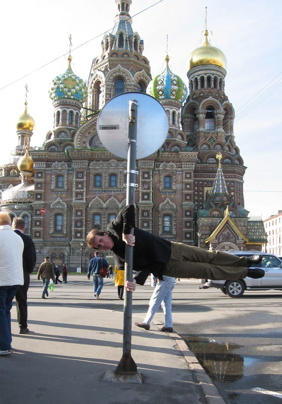 St Petersburg - Church of the Spilled Blood
