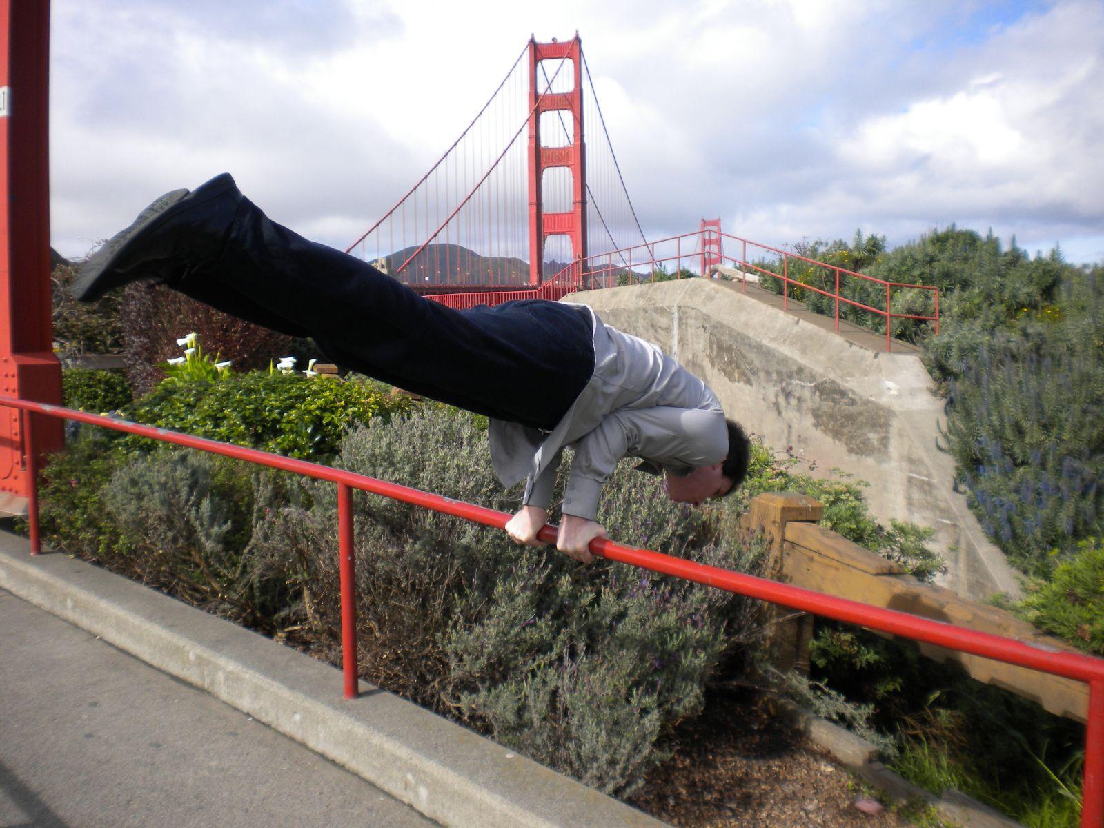 Golden Gate Bridge - Feb 10 - 1
