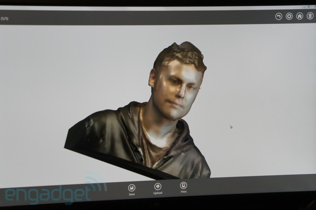 3D Systems' Sense scanner is compact, $400 and ready to transform 3D printing as we know it
