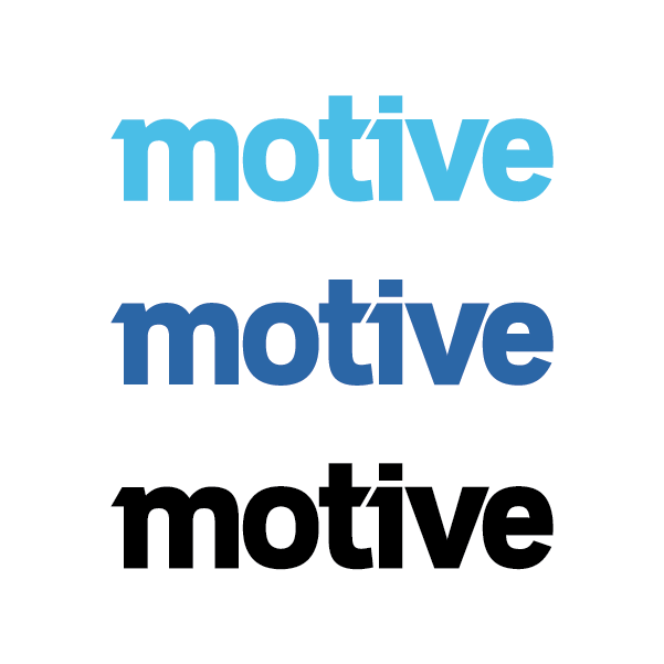 Motive wordmark