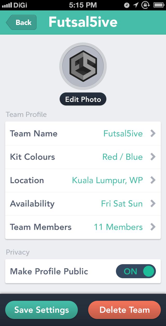 Futsal5ive edit_team_full