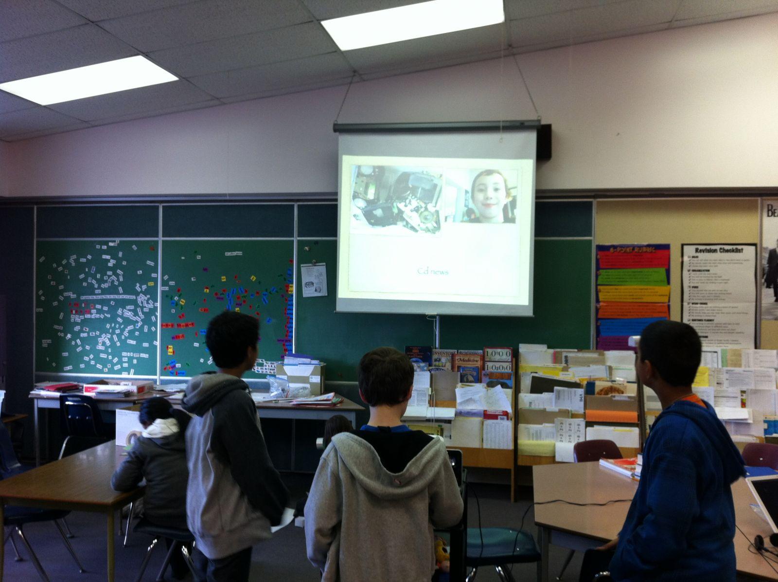 Keynote-Student Presentation