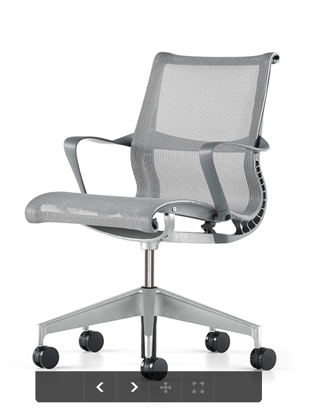 Herman Miller Setu: http://www.hermanmiller.com/content/hermanmiller/english/products/categories/sea