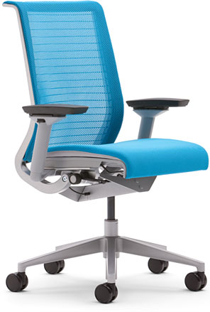 Steelcase Think Definitely not giving up on you.  Hope to finally meet in person sometime soon!